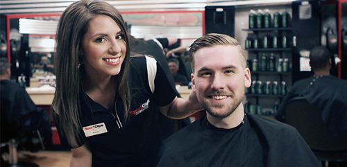 Sport Clips Haircuts of Cottage Grove Haircuts